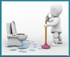 HPCCU: service fuite wc