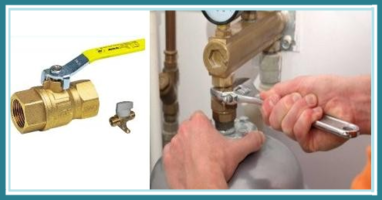 HPCCU service plomberie robinet gaz